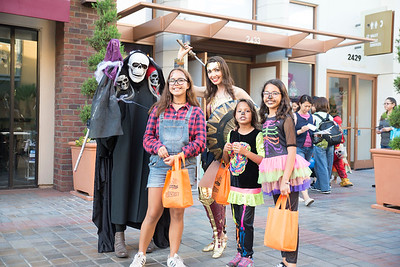 The District at Tustin Legacy – Halloween Spookfest – Oct 31, 2017