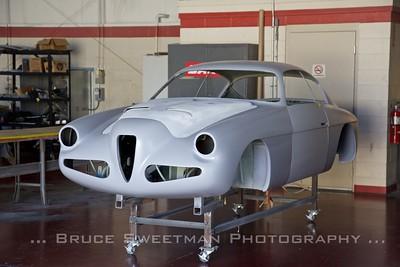 1955 Alfa Romeo 1900 CSS Zagato