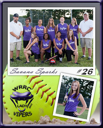 Lady Vipers '12