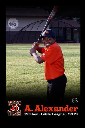 WRRC Tigers '12
