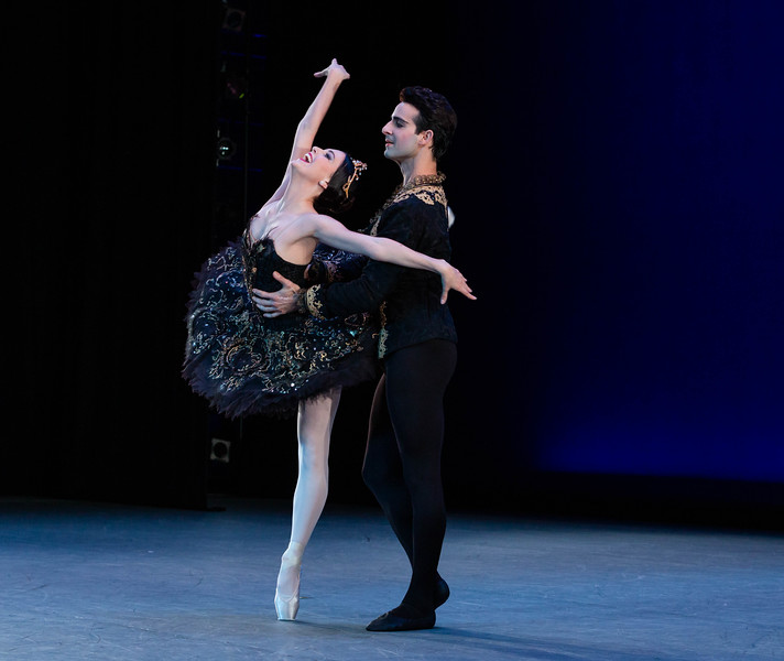 Katherine Barkmand and Rolando Sarabia