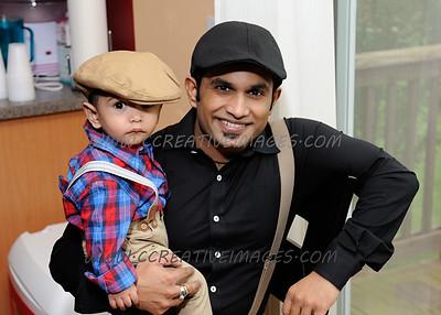 Wauconda Photographer. Family party and portraits. Shreya B. 10.18.14