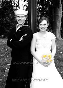 Waukegan Wedding Photographer. Hannah & Austin Wedding.  Signature Photo.10/26/2013