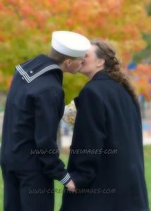 Waukegan Wedding Photographer. Hanna & Austin Wedding.  10/26/2013