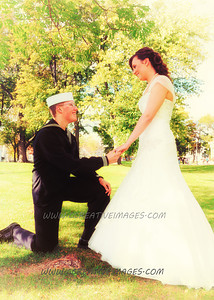 Waukegan Wedding Photographer. Hannah & Austin Wedding.  Siggnature Photo.10/26/2013