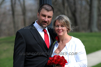 Waukegan IL  Wedding Portrait Photographer. Terpening/Otero wedding 4/20/2013 Gallery is downsized.