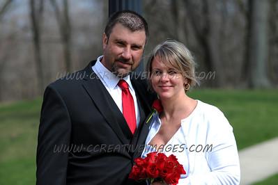 Waukegan IL  Wedding Portrait Photographer. Terpening/Otero wedding 4/20/2013 Gallery is downsized.