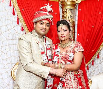 Wedding Ceremony of Swati