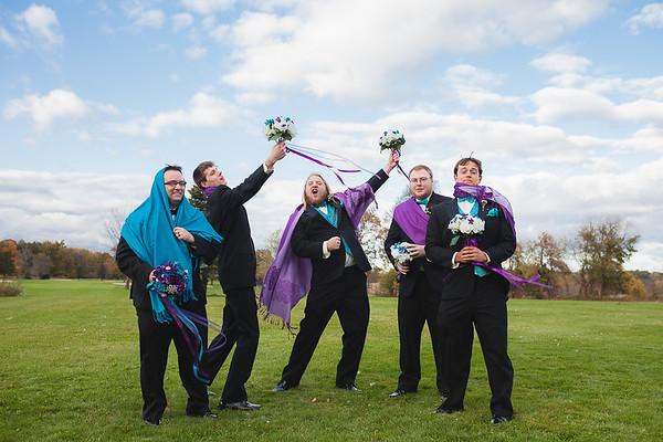 Lowell Wedding Photographer Moore