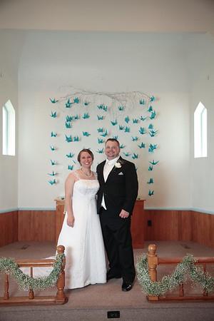 West Michigan Camp Wedding