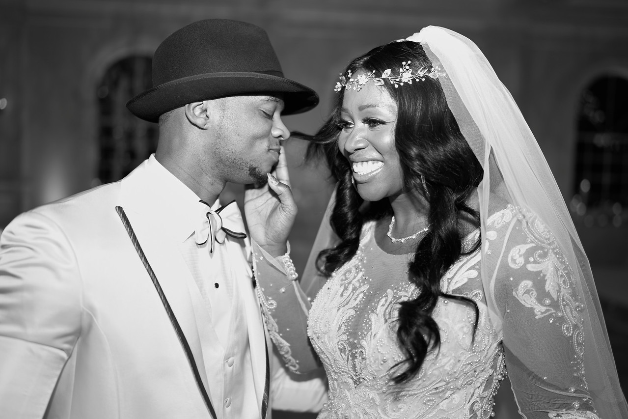 Remy Ma & Papoose Wedding