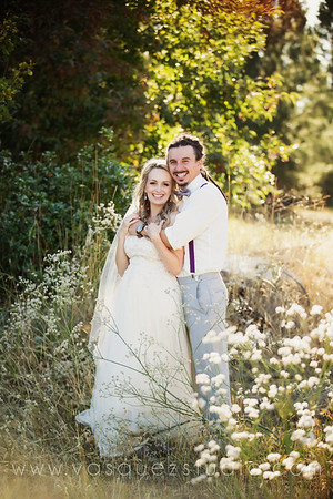 Ashley & Bryce //  Cle Elum Wedding by Vasquez Photography