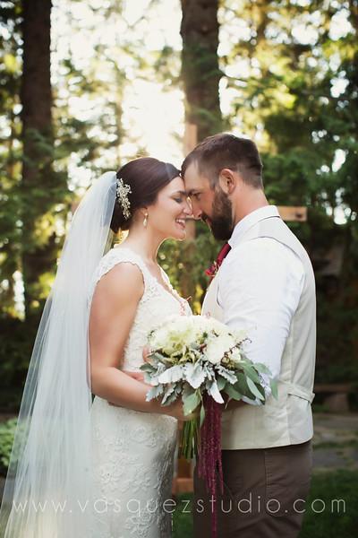 Mr & Mrs Porter // Ohme Gardens wedding by Vasquez Photography