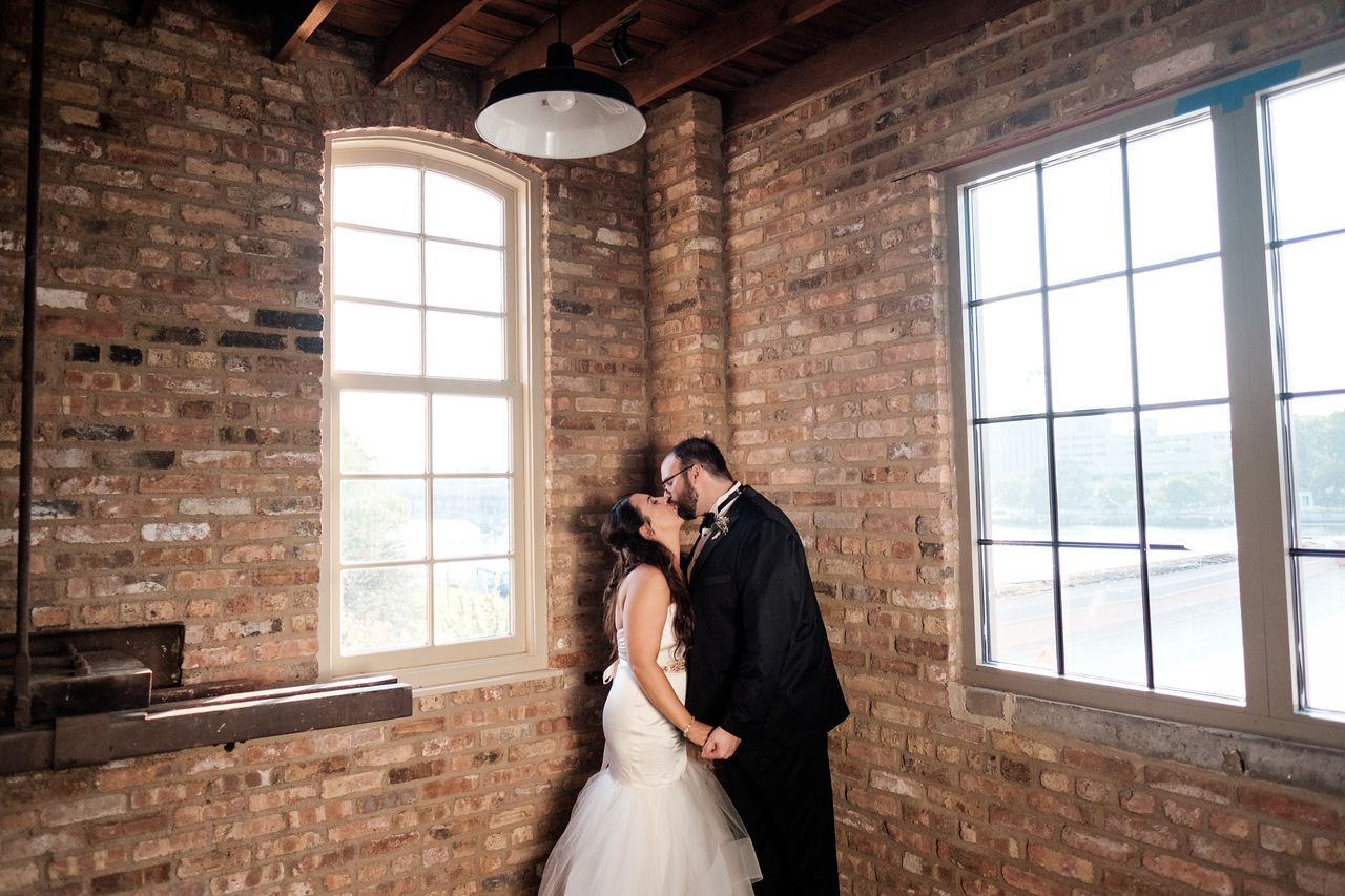 Prairie St. Brewhouse wedding