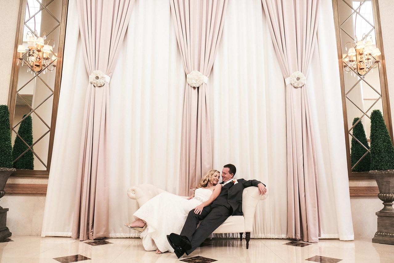 Danada House wedding portraits