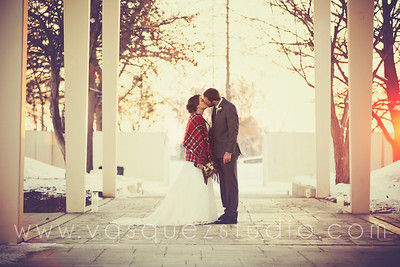 Elijah + Miranda // by Vasquez Photography