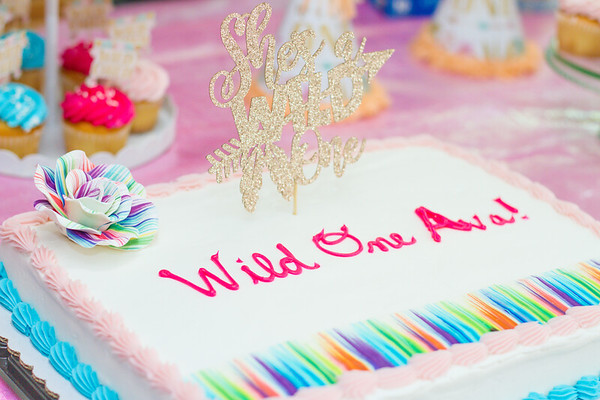 Ava's 1st Birthday 09-12-20