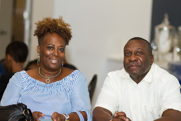 Charles Walker Surprise 60th Birthday Celebration 09-02-18