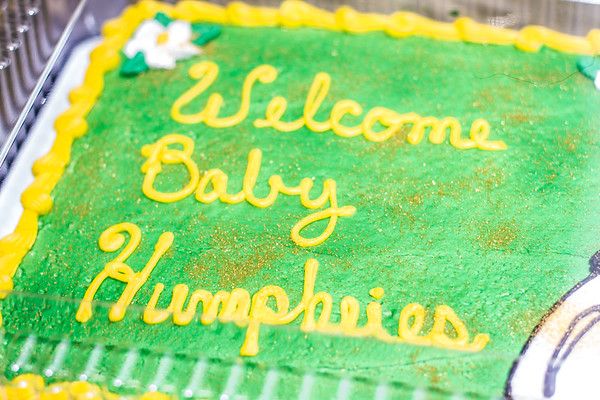 Humphries Gender Reveal Party 02-09-19