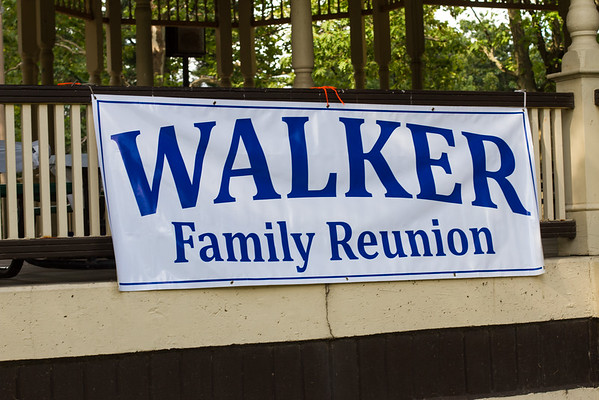 Walker Family Reunion 2016 - St. Louis