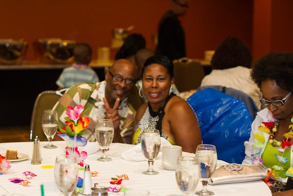 Walker Family Reunion Banquet 2016 - St. Louis