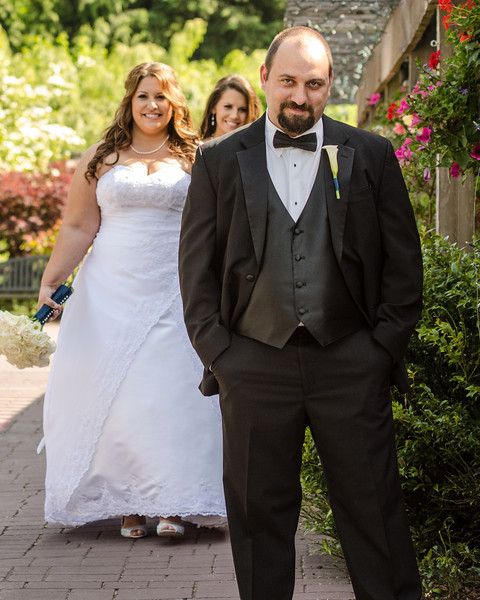 Loveday Wedding Michele David and Kids-45
