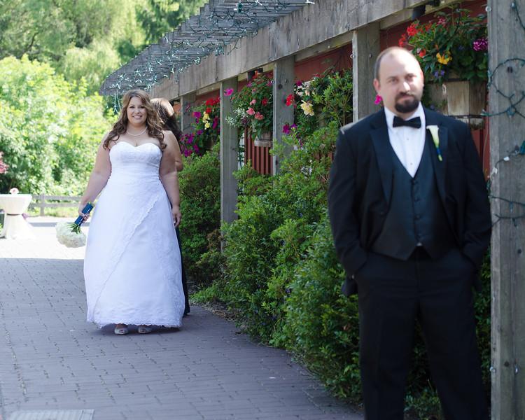 Loveday Wedding Michele David and Kids-44