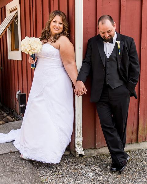 Loveday Wedding Michele David and Kids-37