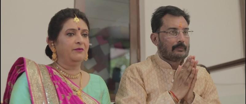 Aashir + Akriti -  Ganesh Puja