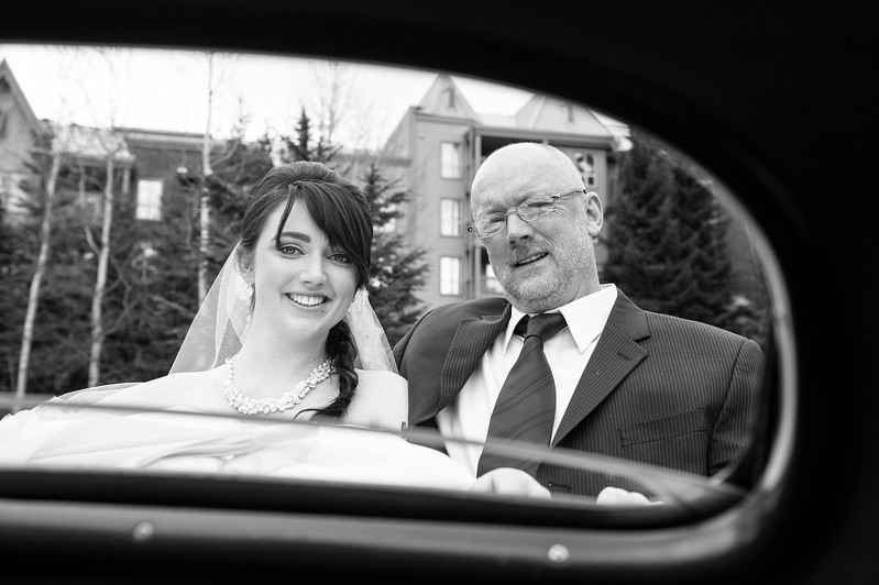Alannah and Mike Wedding