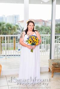 Ashley & Brad - Destin beach Wedding Photographer