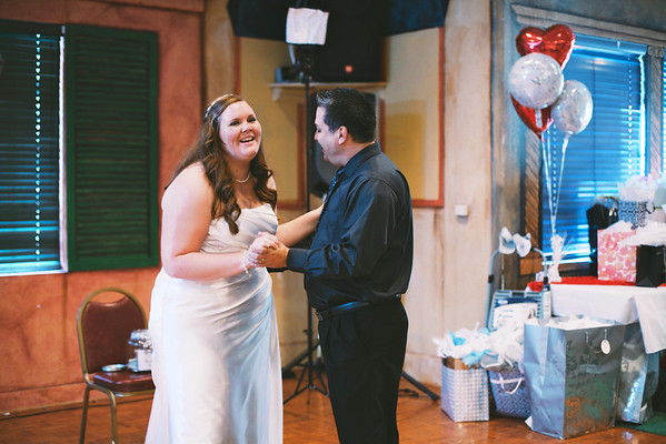 Andrew and Britney Lopez Wedding Day