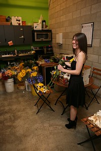 1109164-0010    CULVER CITY, CA - SPETEMBER 10: Danika and Tom Burmester wedding held at the Kirk Douglas Theatre on September 10, 2011 in Culver City, California. (Photo by Ryan Miller/Capture Imaging)