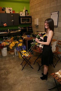 1109164-0009    CULVER CITY, CA - SPETEMBER 10: Danika and Tom Burmester wedding held at the Kirk Douglas Theatre on September 10, 2011 in Culver City, California. (Photo by Ryan Miller/Capture Imaging)