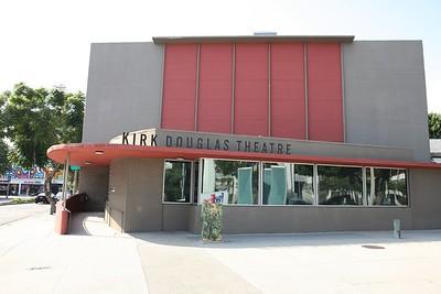 1109164-0001    CULVER CITY, CA - SPETEMBER 10: Danika and Tom Burmester wedding held at the Kirk Douglas Theatre on September 10, 2011 in Culver City, California. (Photo by Ryan Miller/Capture Imaging)