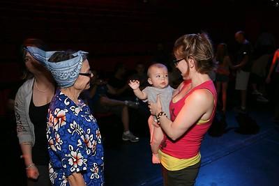 1109164-0038    CULVER CITY, CA - SPETEMBER 10: Danika and Tom Burmester wedding held at the Kirk Douglas Theatre on September 10, 2011 in Culver City, California. (Photo by Ryan Miller/Capture Imaging)