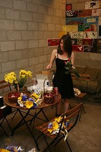 1109164-0016    CULVER CITY, CA - SPETEMBER 10: Danika and Tom Burmester wedding held at the Kirk Douglas Theatre on September 10, 2011 in Culver City, California. (Photo by Ryan Miller/Capture Imaging)