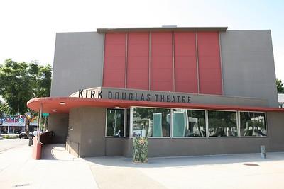 1109164-0002    CULVER CITY, CA - SPETEMBER 10: Danika and Tom Burmester wedding held at the Kirk Douglas Theatre on September 10, 2011 in Culver City, California. (Photo by Ryan Miller/Capture Imaging)