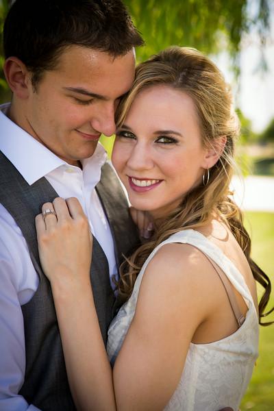 David and Kristen's Wedding Previews