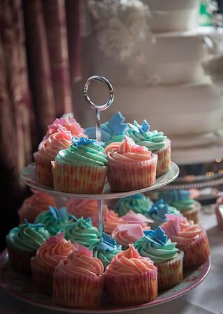 Cake & Speeches