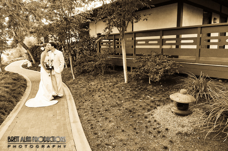 Balboa Park Japanese Friendship Garden Wedding Photography