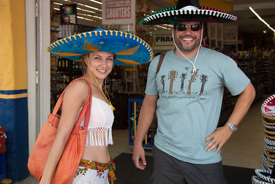Fun in Mexico with Cat and Boris 2014