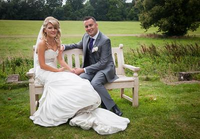 Greg & Sarah's Wedding Day  303