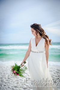 Fort Walton Beach Wedding Photographers Jolene & Victor | Fort Walton Beach Wedding Photographer