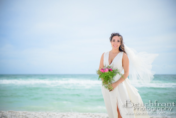 Fort Walton Beach Wedding Photographers Jolene & Victor | Fort Walton Beach Wedding Photographer