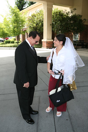 Jina and Collin Bryant Wedding Day
