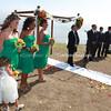 1205054-0569    MALIBU, CA - MAY 12:  Jocelyn and Patrick Brennan Wedding held at the Malibu Nature Preserve on May 12, 2012 in Malibu, California. (Photo by Ryan Miller/Capture Imaging)