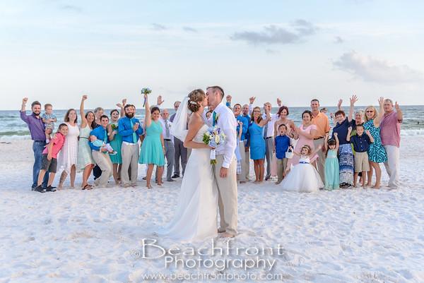 Okaloosa Island, Fort Walton Beach Wedding Photographer