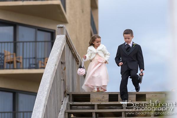 Michelle & Garrett - Ceremony - Destin Wedding Photographers
