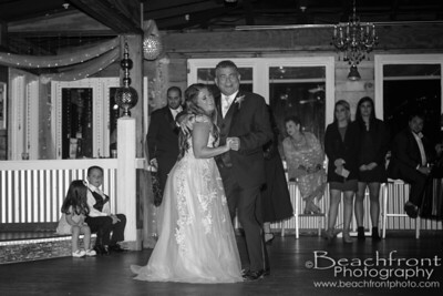 Michelle & Garrett - Reception - Destin Wedding Photographers